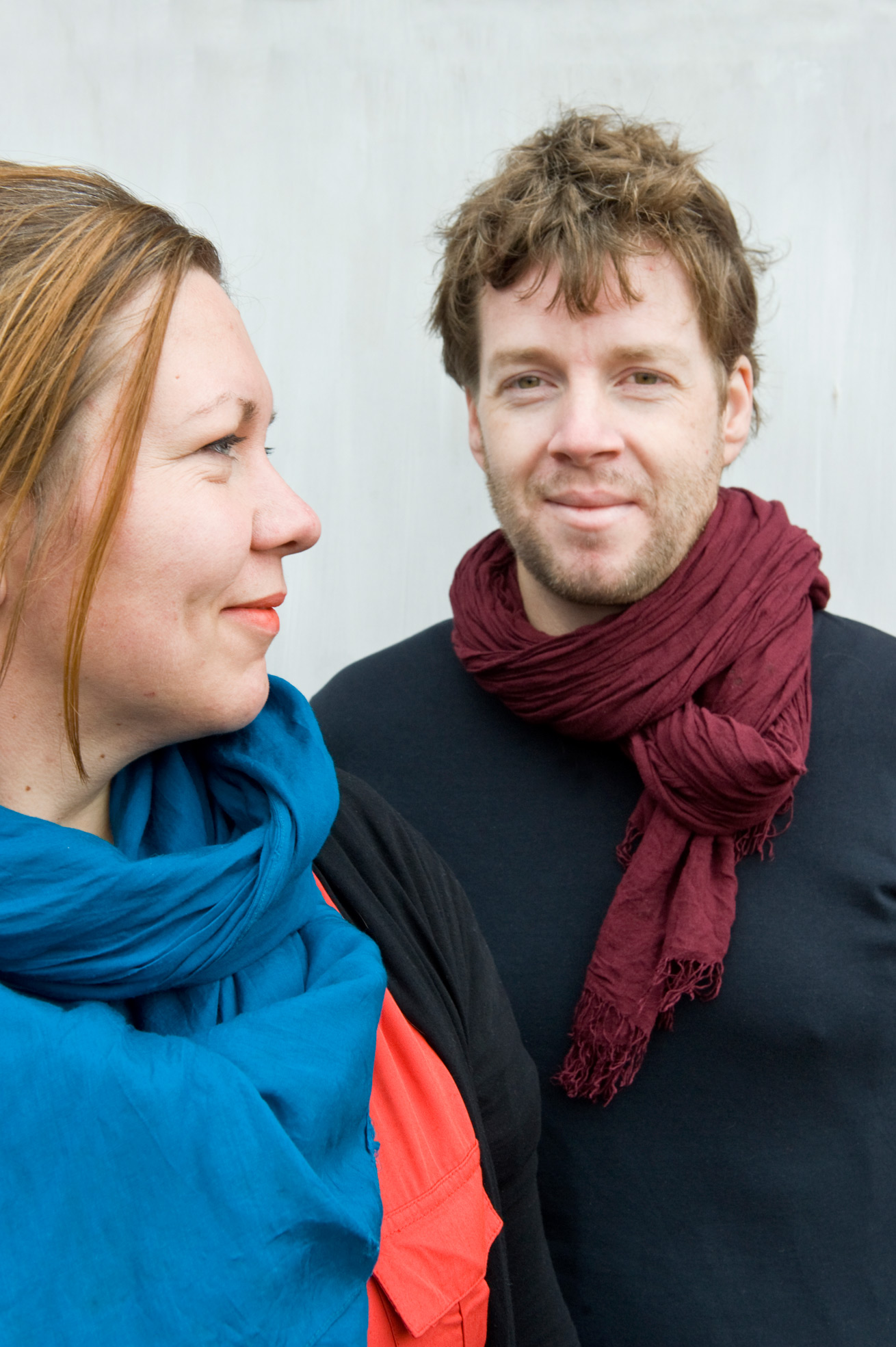 Judith van den Boom and Gunter Wehmeyer
